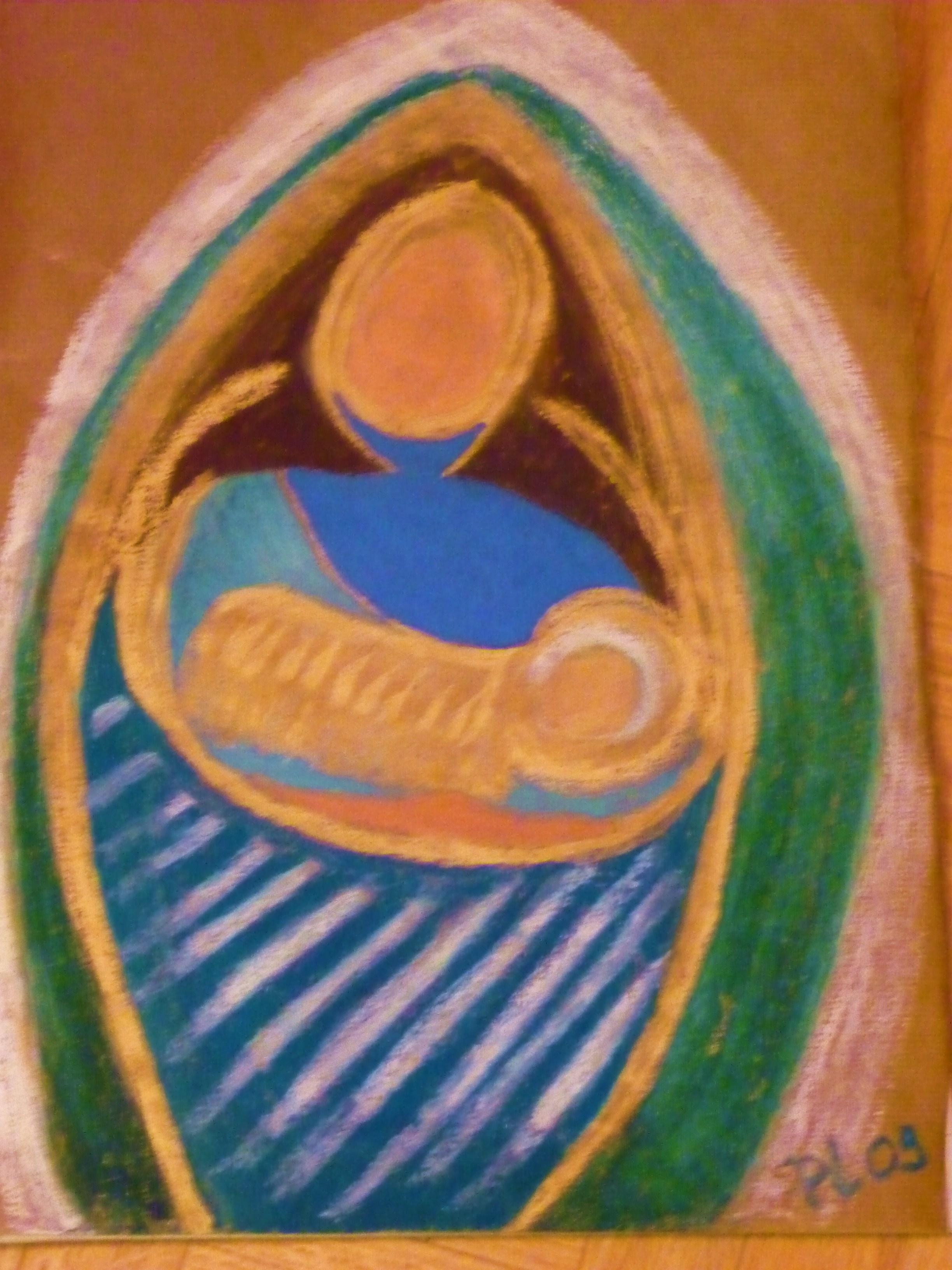 patrick lockhart -peinture » SUR DU PAPIER