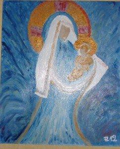 EN SUIVANT JESUS - a-la-louange-de-la-vierge-mere-242x300